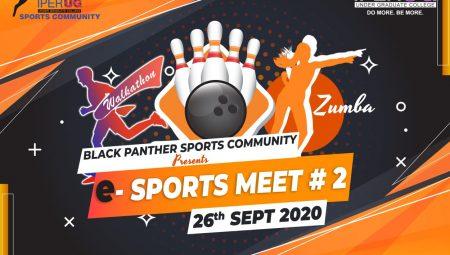 IPER UG e Sports Meet