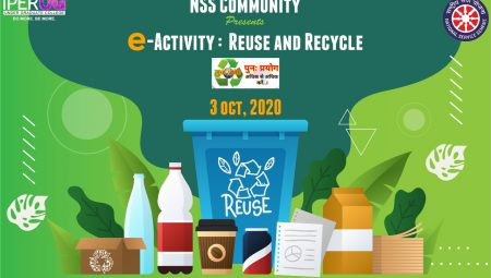 IPER UG e Activity - Reuse and Recycle