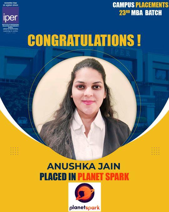 Anushka Jain